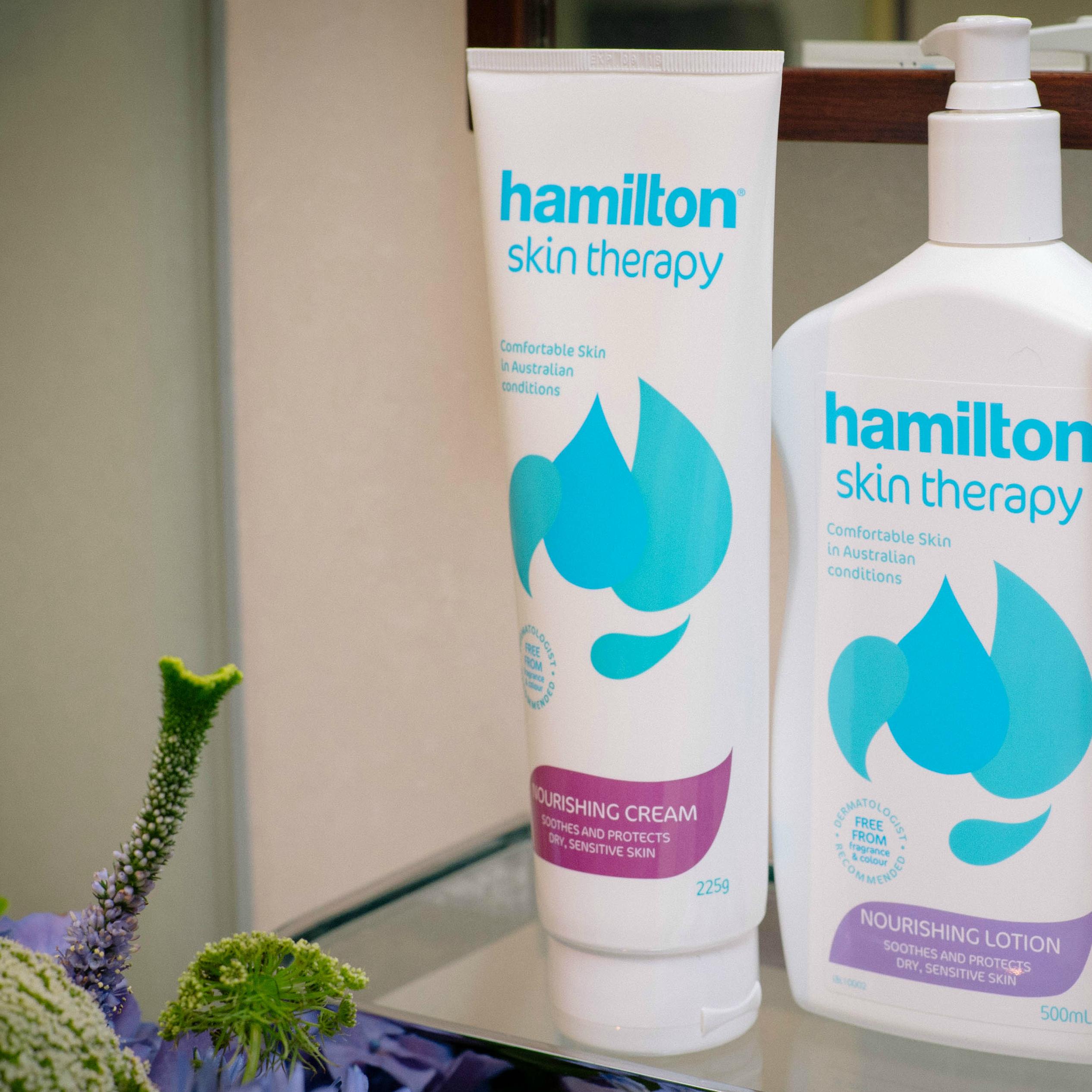 Hamilton Skin Therapy