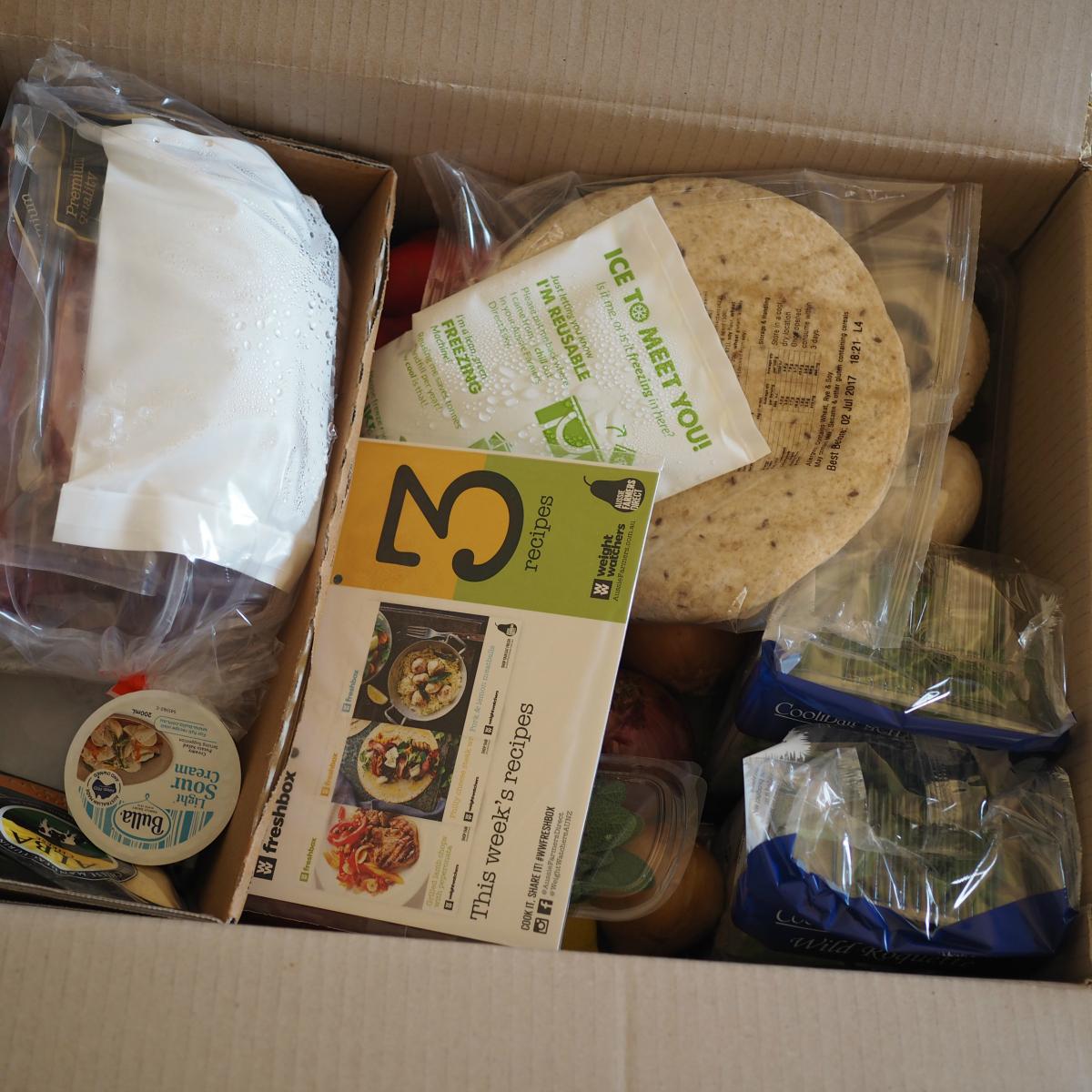 WW Freshbox at Aussie Farmers Direct