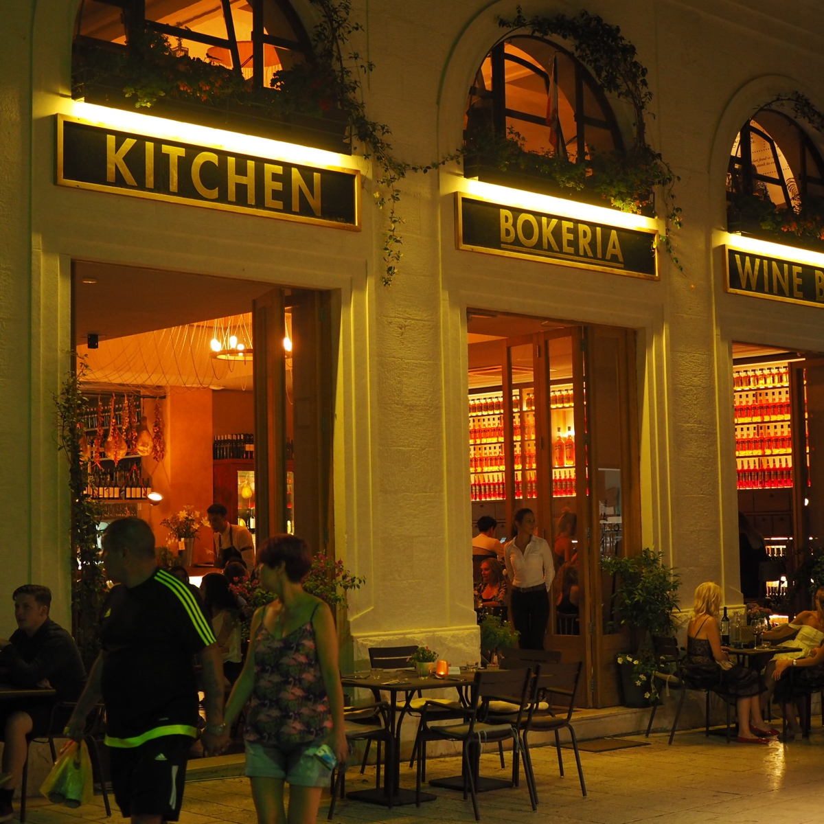 9 things to do and see on a short stay in Split, Croatia   Bokeria restaurant