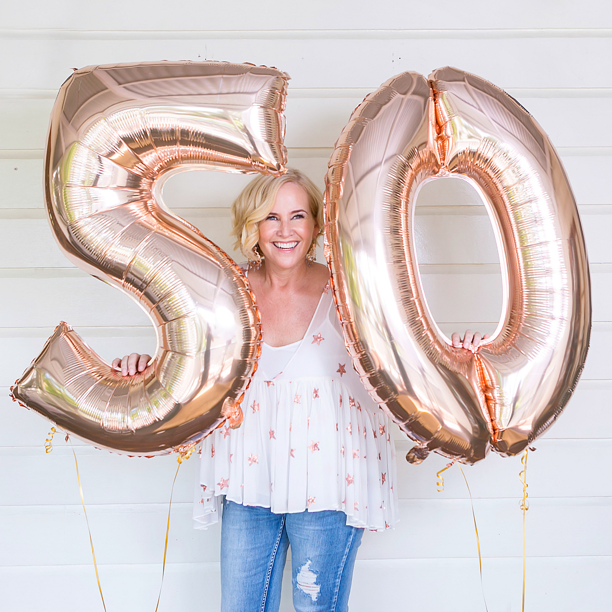 Nikki Parkinson | Styling You | Letter to her 21-year-old self on 50th birthday | Photo by Sarah Keayes/The Photo Pitch