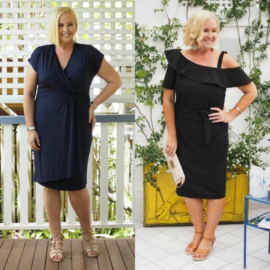 Before and after: Nikki Parkinson Styling You weight loss