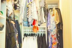 How Styling You's Nikki Parkinson organises her wardrobe