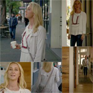 How to recreate the Nina Proudman look (season 7; episode 5)