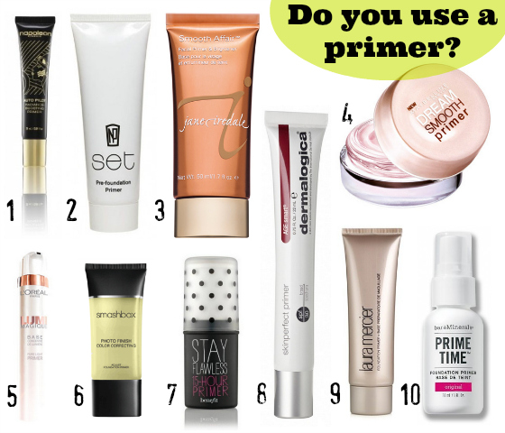 Do you really need to use a primer?
